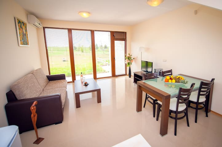 Two-bedroom villa, located a Lighthouse Golf