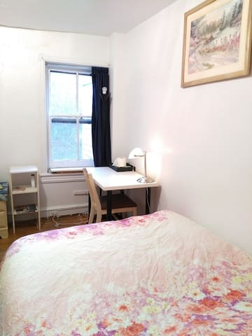 Newly renovated room near Penn Drexel+Free Parking