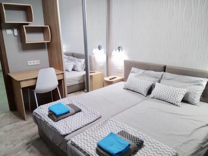 Brand new luxury 2 bedrooms in city center K18 !!!