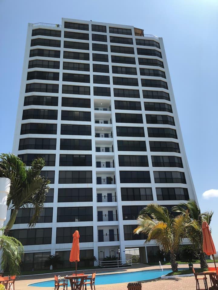 Beautiful Ocean View Apartment in Punta Centinela
