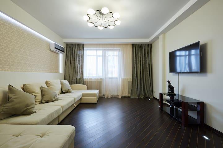 Элитная квартира в центре Саратова
