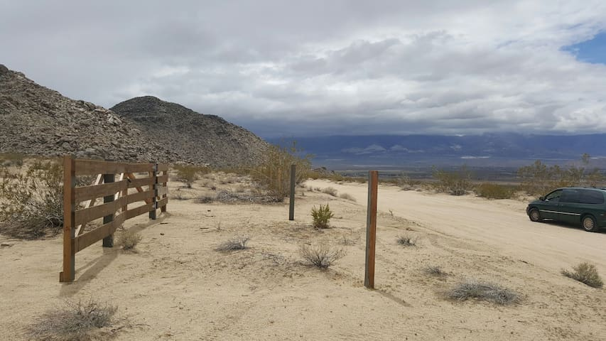 DESERT CAMP SITE - LUCERNE VALLEY - Lucerne Valley