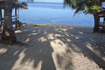 Liway beach huts -white sand