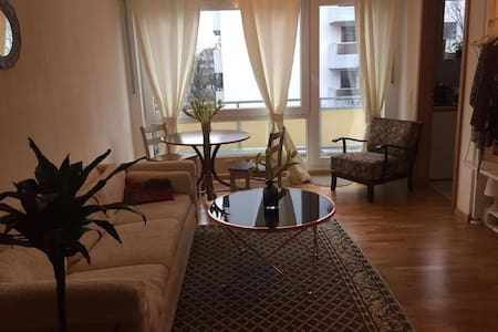 apartment with perfect subway connec., center 7min - Monachium - Apartament