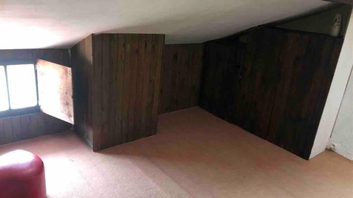 Chambre étage privatif