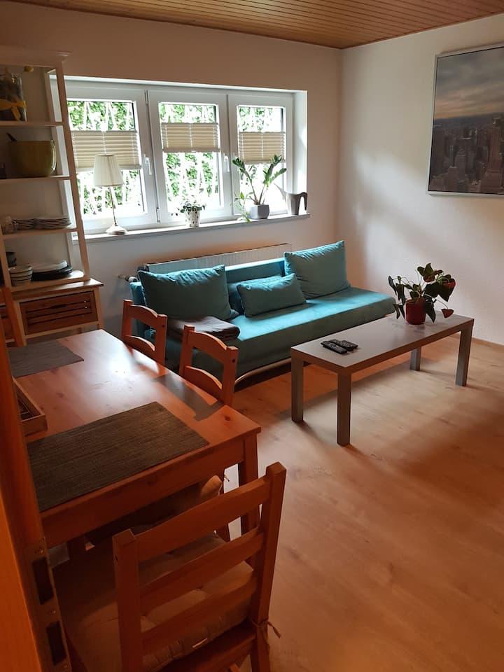 Renovierte Wohnung auf dem Kreuzberg
