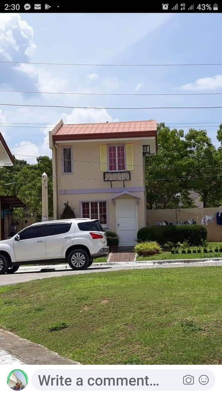 House for RENT at Camella Homes Carcar City,  Cebu