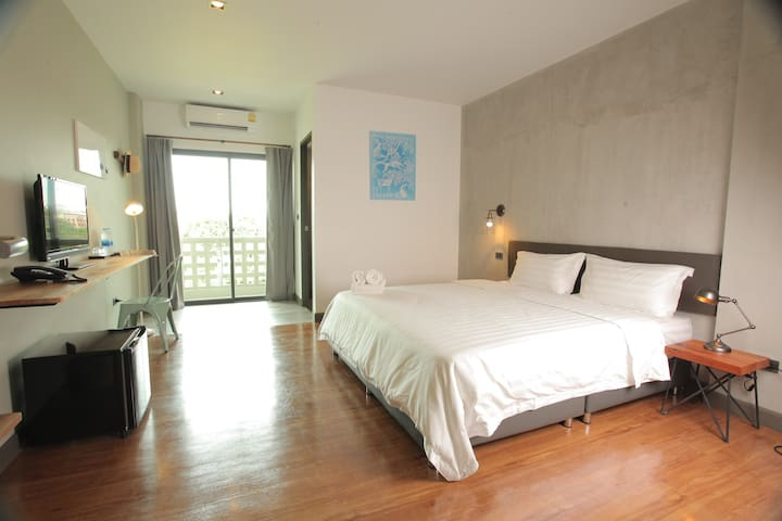 Ratchaburi space59 loft room