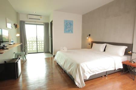 Ratchaburi space59 loft room