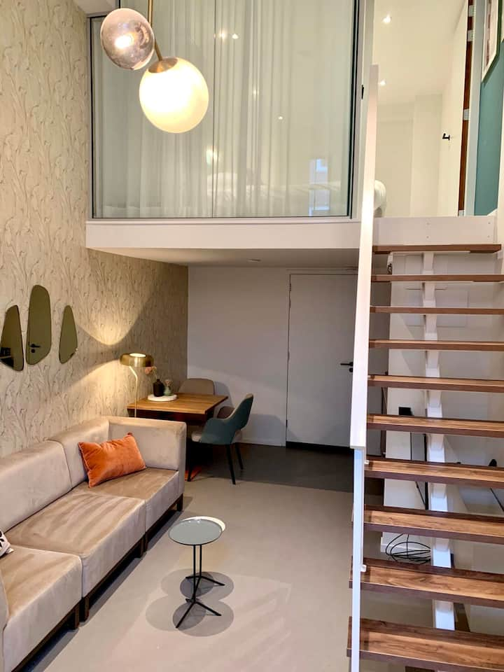 🥰Lovely loft apartment in Utrecht!😍