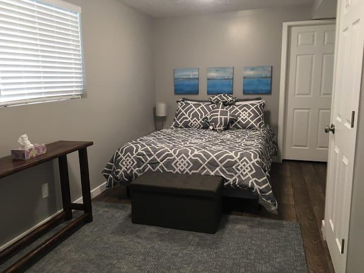 Cleaned & Sanitized Beautiful Farmington apartment