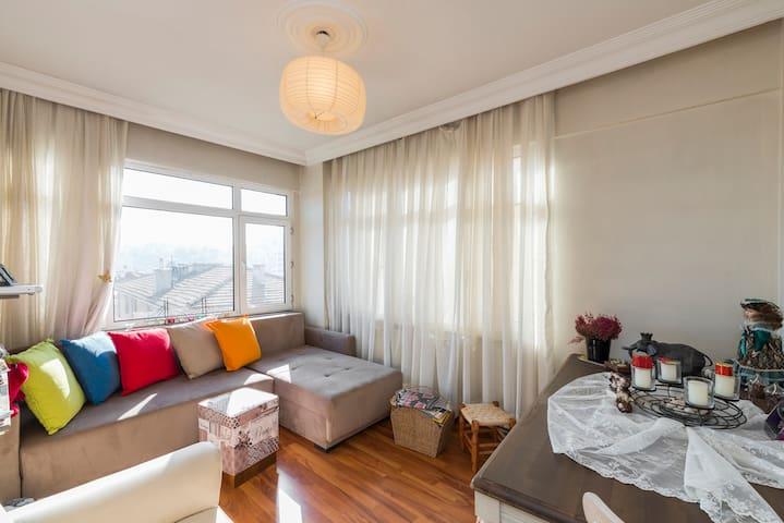 Great location, peaceful house - Beşiktaş - Apartment