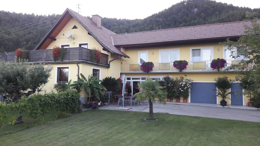 Ferienwohnung Skant Turnersee Wohnung 1 - Unternarrach