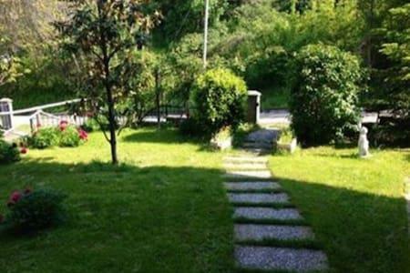 Accogliente trilocale e bella vista - Castelluccio - アパート