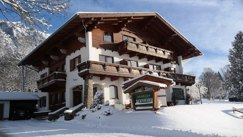 Luxe 4 tot 6 pers appartement in familieskigebied - Ramsau am Dachstein - Apartment