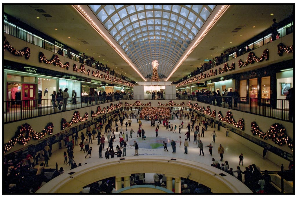 Galleria Shopping Mall nearby