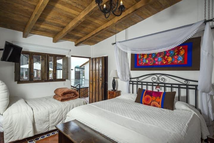 Habitación 4 personas Tapalpa de mis Amores