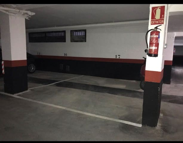 Parking Wanda Metropolitano