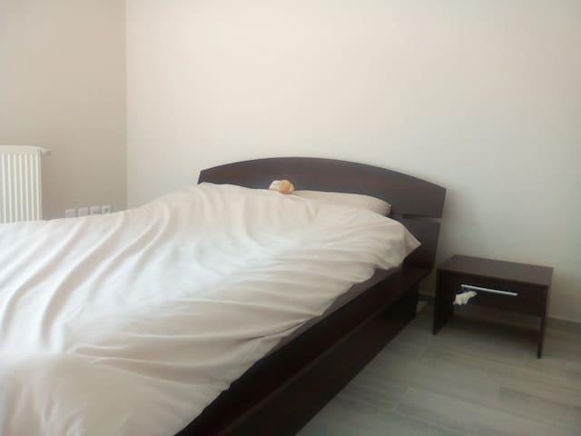 Appartement lillois calme et confortable