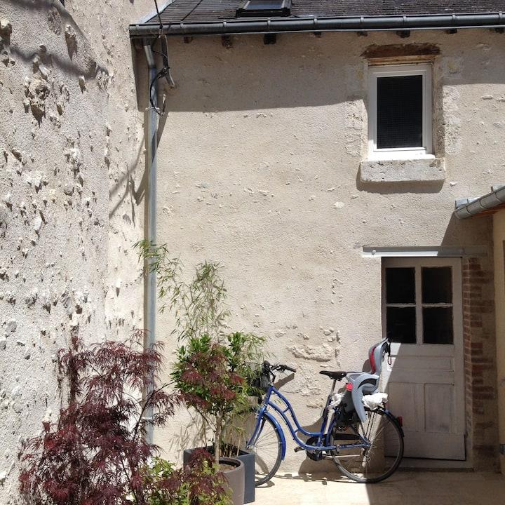 Studio des tomettes Blois