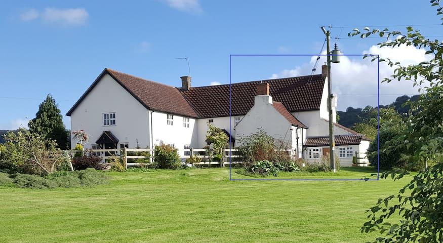 The Old Farmhouse, Maesbrook