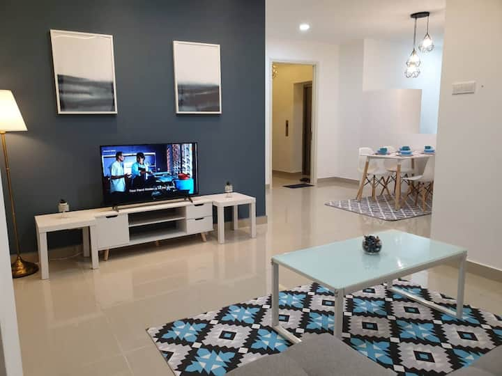 KLCC ALG Suite ELEGANT 3-BD @ Arte+ Jalan Ampang