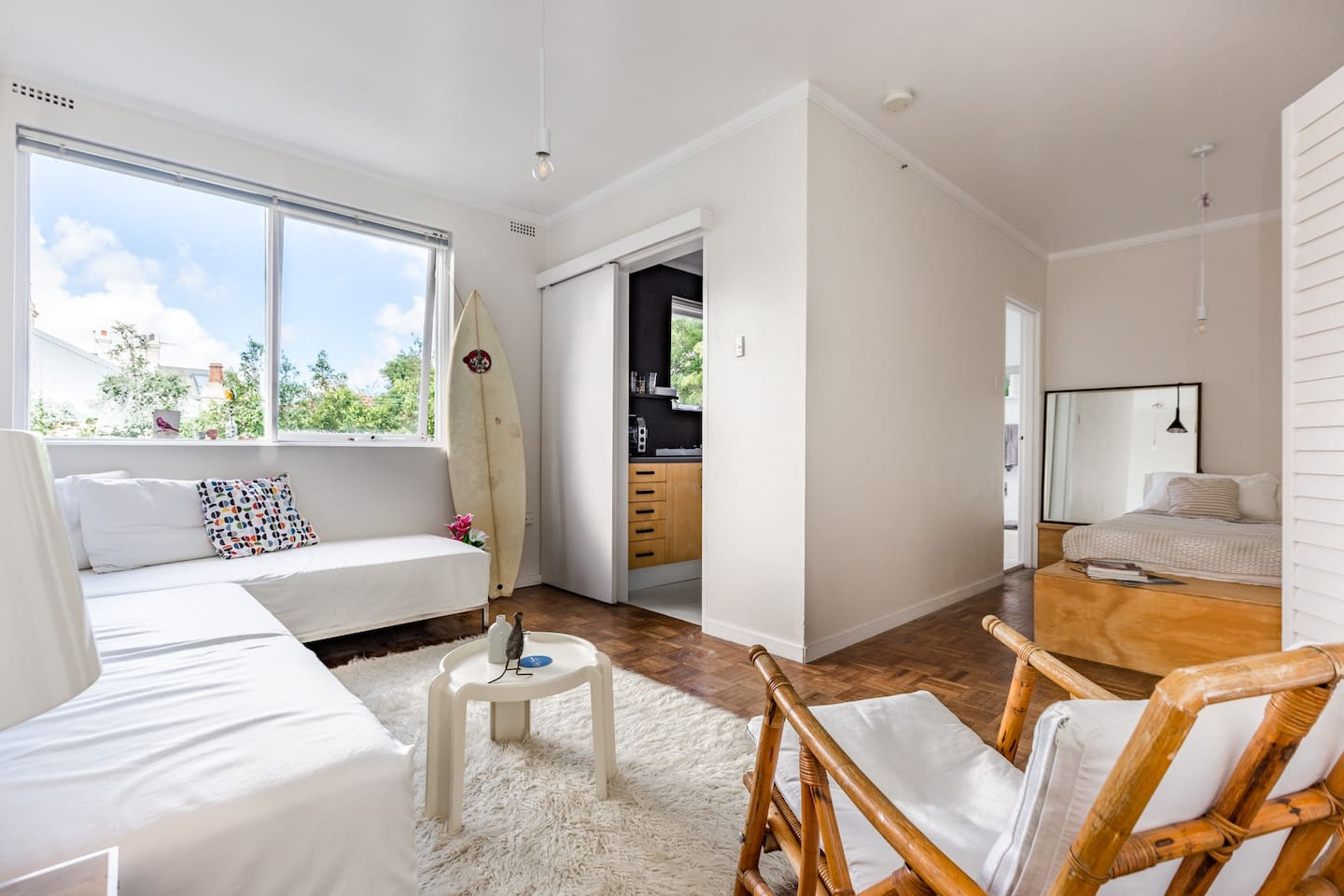 A perfect getaway to disconnect in the heart of Balmain