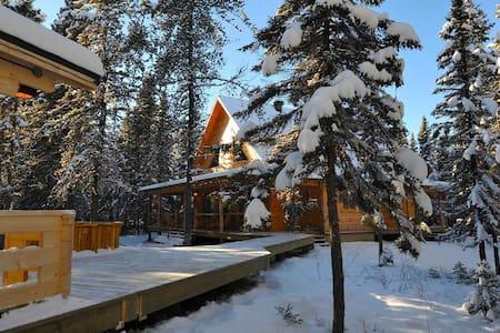 Cabin Totem - Chalets de Môh