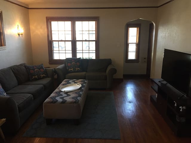 Cozy Scandi-inspired home in South Minneapolis! - Minneapolis - Apartmen