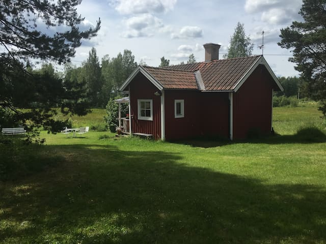 Tranquility Cottage close to Nature - Orsa - Cabane