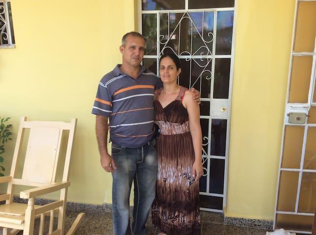 Vinales Cuba, Home cooked meals! - Vinales