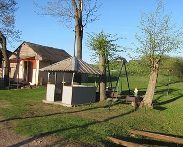 Домик на Браславских озерах