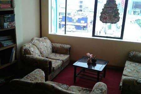 Bienvenidos a La Paz. Hasta 4 p. - El Alto - Lägenhet