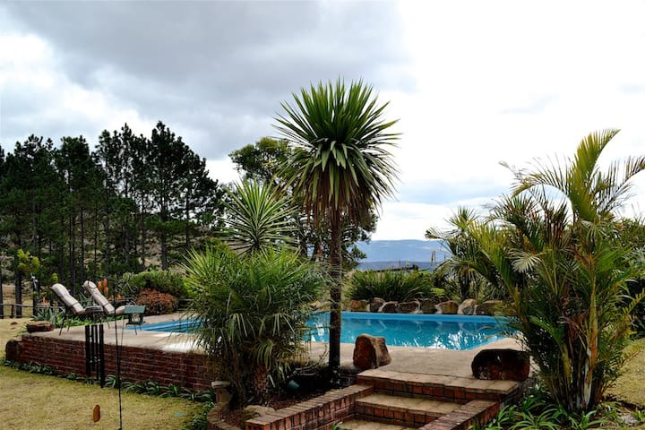 Sanlee Country Lodge - Lavender Cottage - Howick