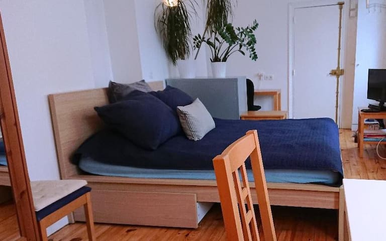 Real bed 160x200cm