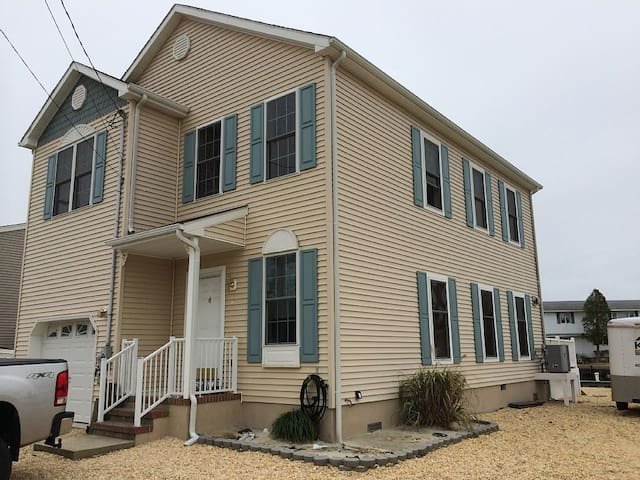 **Beautiful Waterfront Rental** Beach and more! - Berkeley Township - Casa