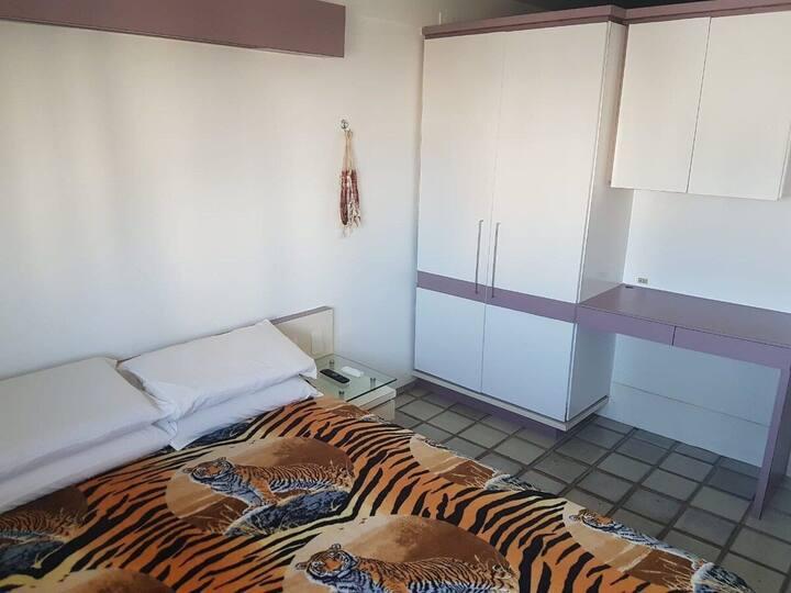 Apartamento completo ao lado Manaíra Shopping
