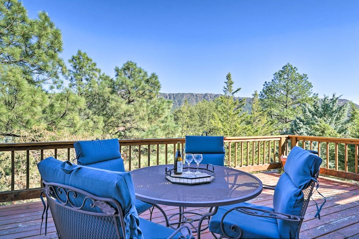 NEW! Expansive High Country Hideaway w/ Mtn Views!