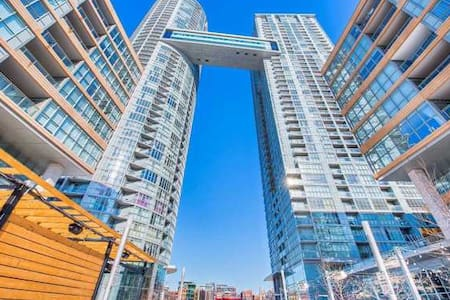 Downtown Modern Apartment with Private Patio - Toronto - Wohnung