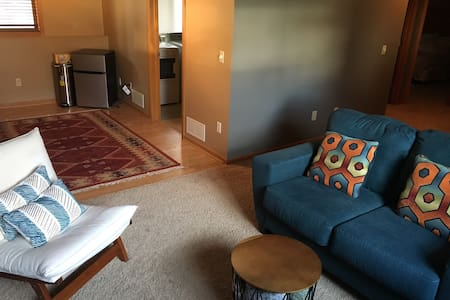 Private Room, Bath & Family Room - Maple Grove - Dom