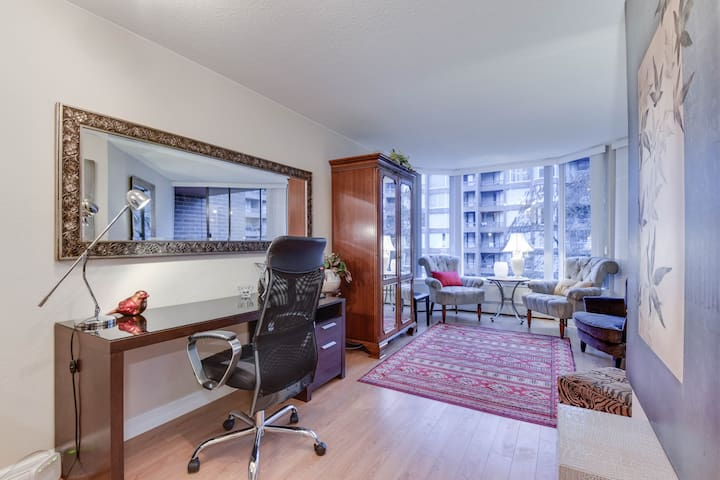 PROMO LISTING - Beautiful 1BR in Yaletown/West End