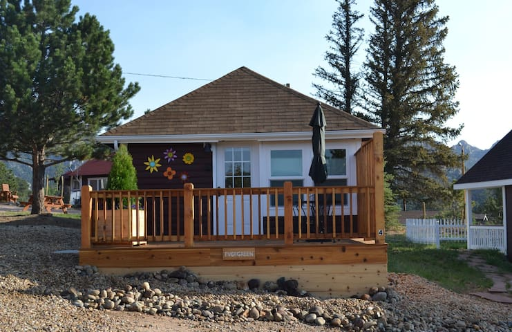 Evergreen Cottage - Estes Park - Cottage