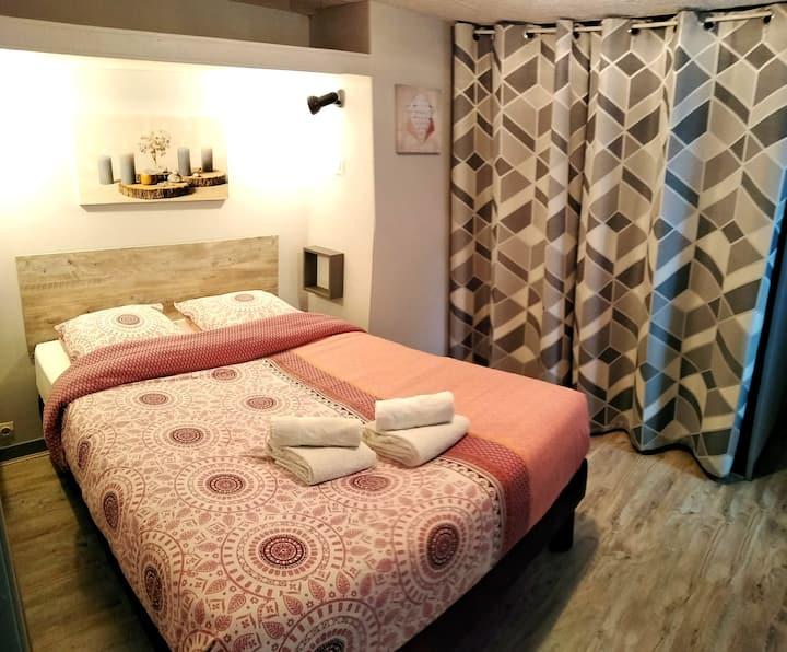 T2 bis meublé quartier château de Pau