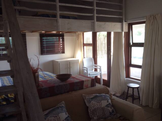 Amazing studio apartment on Supers - Jeffreys Bay - Apartament
