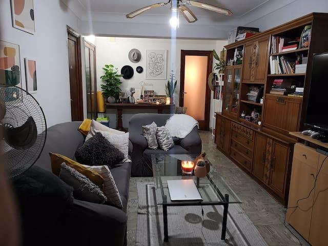 Room 5min from city centre of Palma.