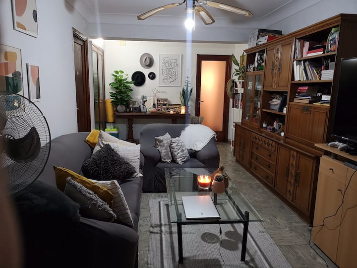 Room 5min from city centre of Palma.