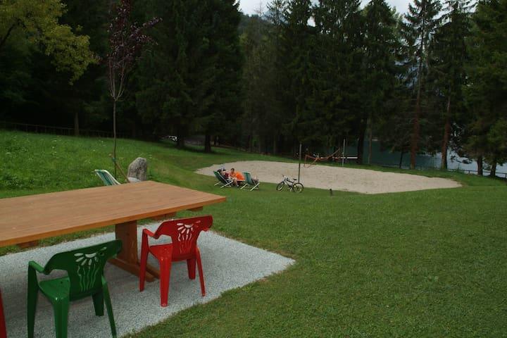 appartamento in villa vista lago - Ledro - Flat