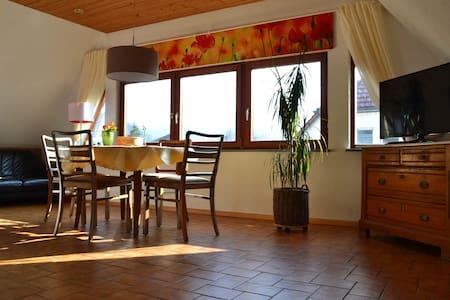 60qm, 2.OG, Schwarzwald Mitte - Hausach - Apartmen