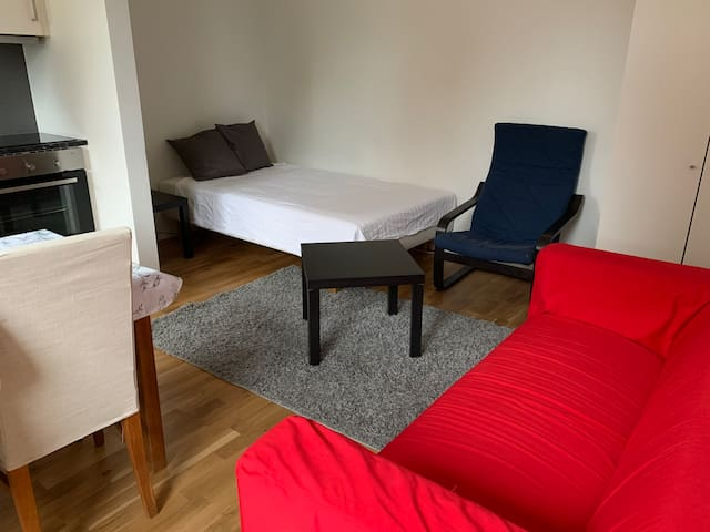 Convenient Apartmetn In Stockholm