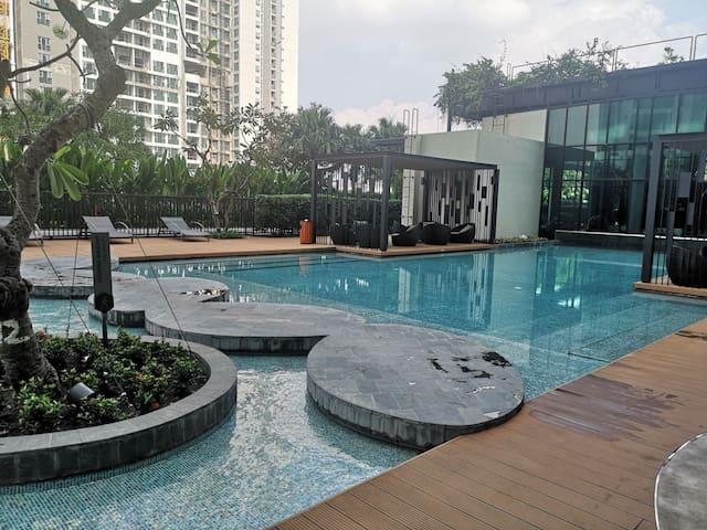 Vee J Luxury Saigon Apartment - Vista Verde